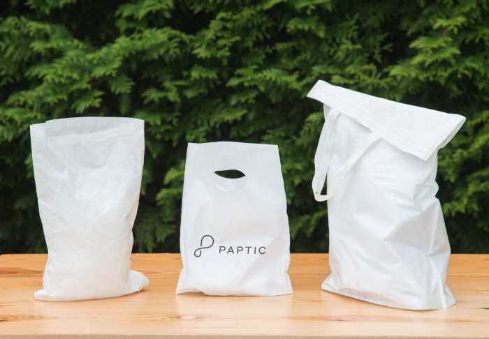 Paptic bag.