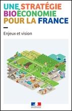 Ranskan biotalousstrategian kansi.