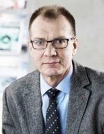 Energiaviraston johtaja Pekka Ripatti