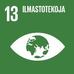 SDG 13 Ilmastotekoja