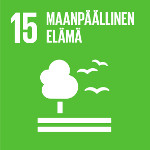 Kestävän kehityksen tavoite 15 Maanpäällinen elämä