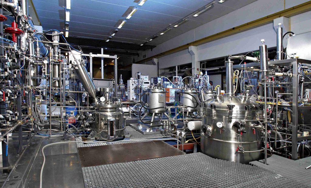 Bioreaktorilaitteisto