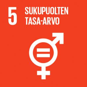 5. Sukupuolten tasa-arvo