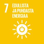 7. Edullista ja puhdasta energiaa