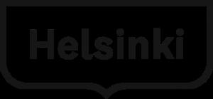 Helsingin tunnuslogo.